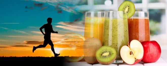 правильное питание и активный образ жизни