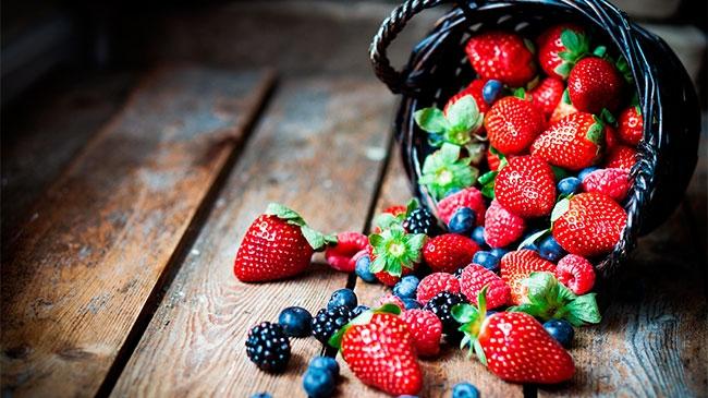 ягоды от железодефицита