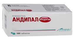 таблетки от давления высокого