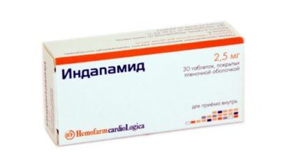 Таблетки от высокого давления