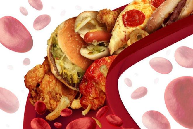 содержание холестерина в крови