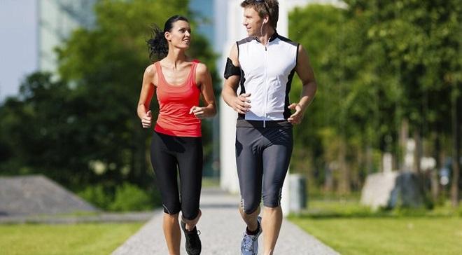 польза от бега