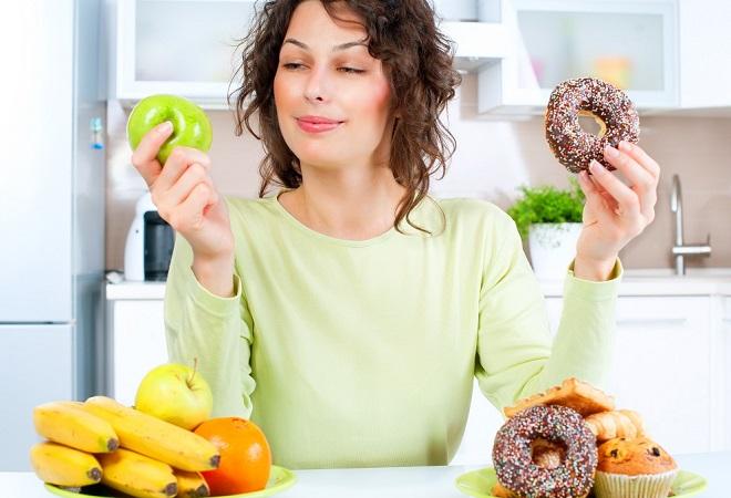 фрукты или сладости