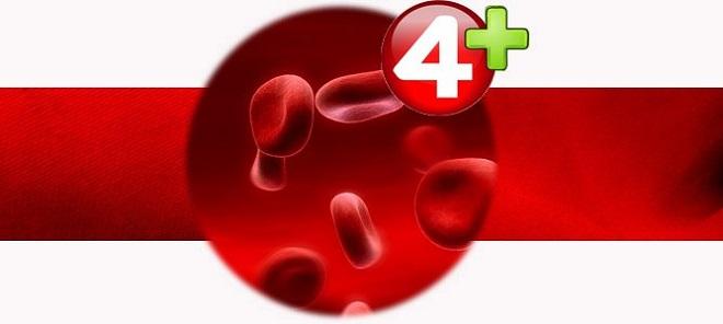 Питание по 4 группе крови