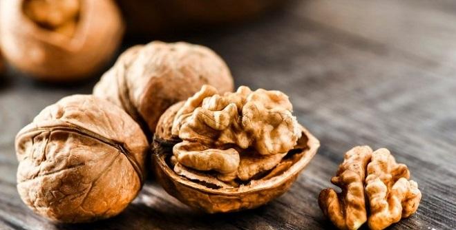грецкие орехи от глистов