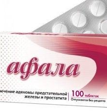 Афала: инструкция по применению и отзывы мужчин