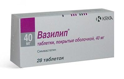 Как принимать Вазилип для снижения уровня холестерина