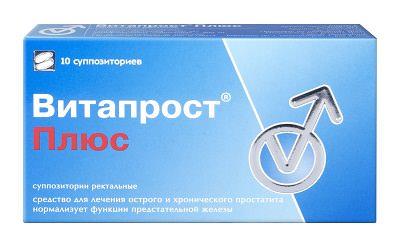 Таблетки и свечи Витапрост: инструкция, отзывы и цены