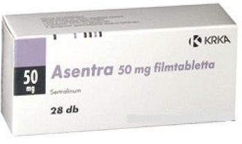 Антидепрессант Асентра: инструкция по применению и мнения людей