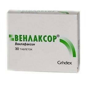 Антидепрессант Венлаксор
