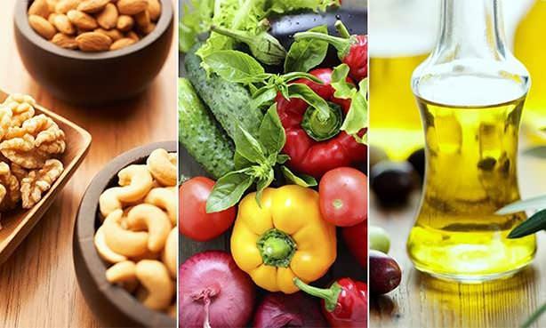 Полезные продукты при атеросклерозе