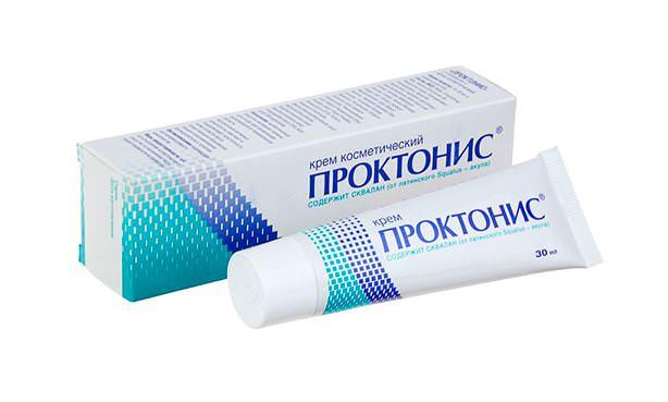 Проктонис, крем