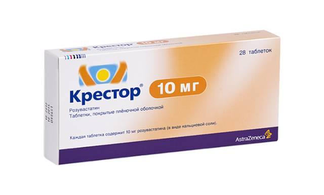 Обзор эффективных препаратов для лечения стенокардии