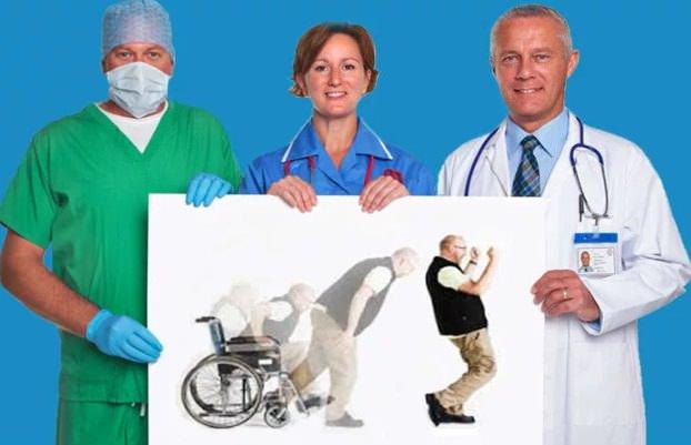 Инсульт левой стороны последствия, лечение и реабилитация