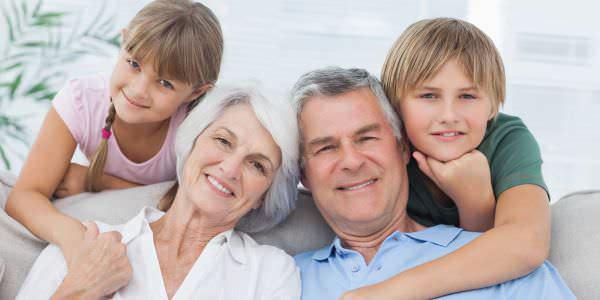 дети и пенсионеры