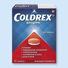 Как принимать Колдрекс при ОРВИ и гриппе