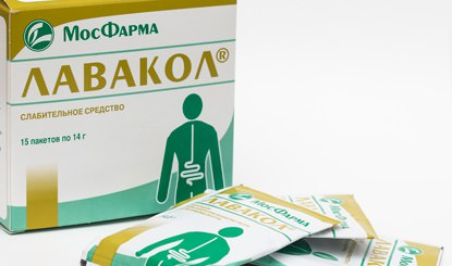 Лавакол для очищения кишечника: инструкция по применению