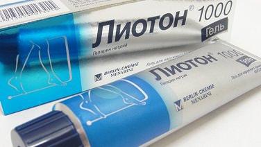 Как применять Лиотон 1000 для лечение варикоза на ногах