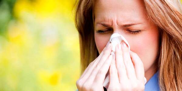 аллергия при роэ
