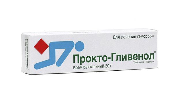 Прокто-Гливенол, крем