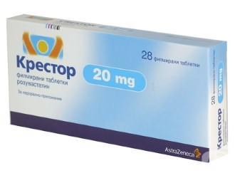 Гиполипидемический препарат Крестор: инструкция по применению