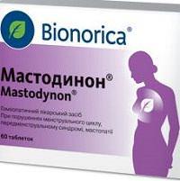 Таблетки и капли Мастодинон: инструкция по применению