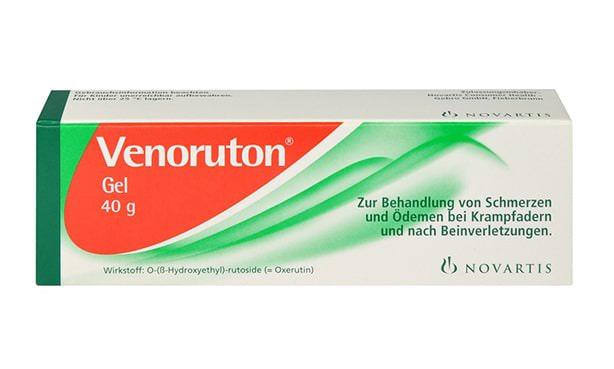Венорутон-гель