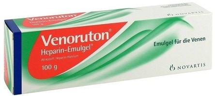 Венотонизирующий препарат Венорутон
