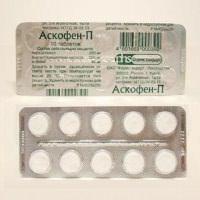 О чего помогают таблетки Аскофен-П? Инструкция и отзывы