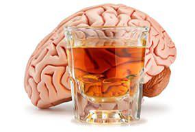 Как алкоголь влияет на мозговую деятельность