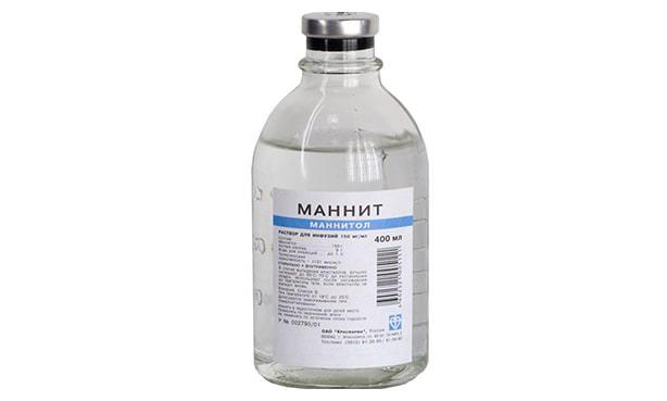 Маннит, маннитол