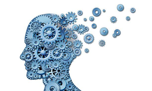 Иллюстрация работы мозга