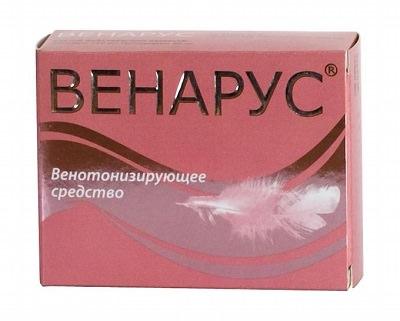 Таблетки Венарус: инструкция по применению и отзывы людей