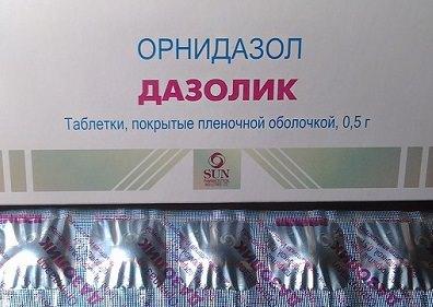 Таблетки Дазолик: инструкция по применению и отзывы людей