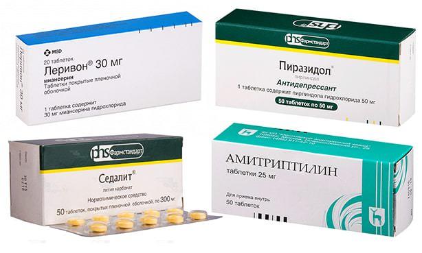 Антидепрессанты: популярные, в таблетках