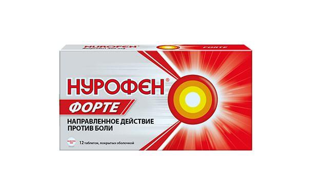 Нурофен, таблетки